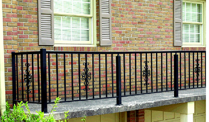 D v rajasekera wrought iron sri lanka for Balcony designs pictures sri lanka